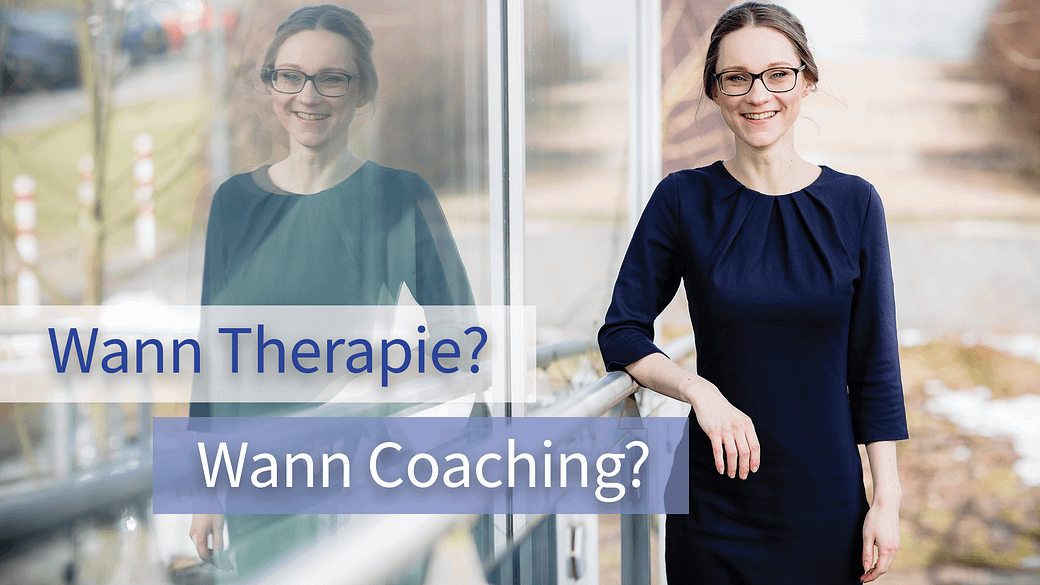 Christine Paulus Online Coaching Therapie wann Unterschiede Gemeinsamkeiten